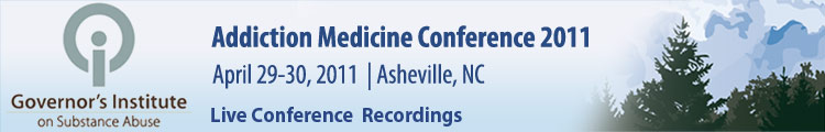 Addiction Medicine Conference 2011