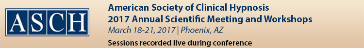 2017 ASCH Scientific Meeting and Workshops