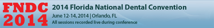 2014 Florida National Dental Convention