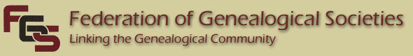 FGS - Federation of Genealogical Societies