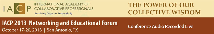 IACP 2013 Educational Forum