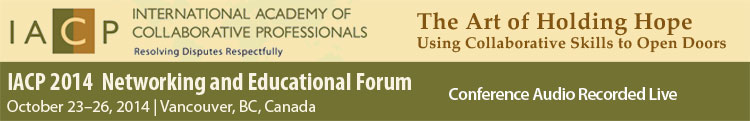 IACP 2014 Educational Forum