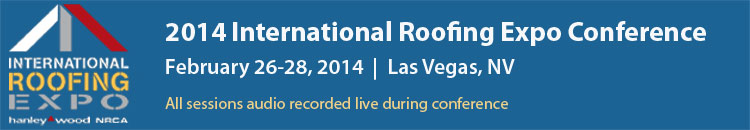 2014 International Roofing Expo