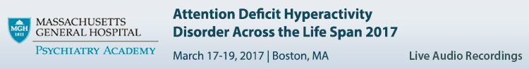 Attention Deficit Hyperactivity Disorder Across the Life Span 2017 - March 2017