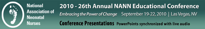 2010 - 26th Annual NANN Educational Conference
