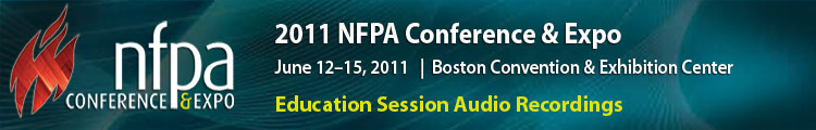 NFPA 2011 Conference & Expo