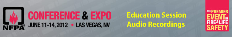 NFPA 2012 Conference & Expo