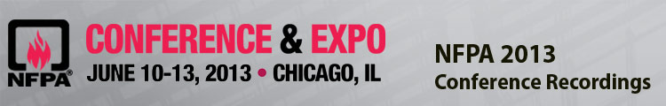 NFPA 2013 Conference & Expo