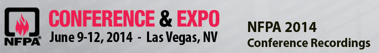 NFPA 2014 Conference & Expo