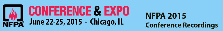 NFPA 2015 Conference & Expo