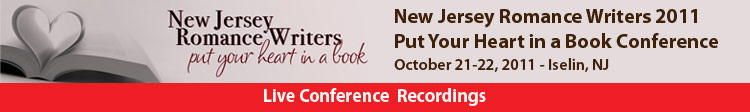 New Jersey Romance Writers - Conference October 2011