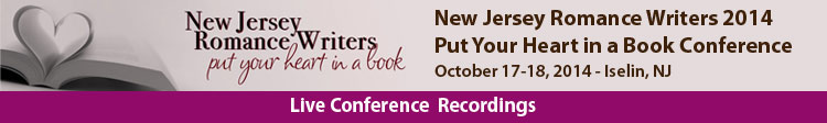 New Jersey Romance Writers - Conference October 2014