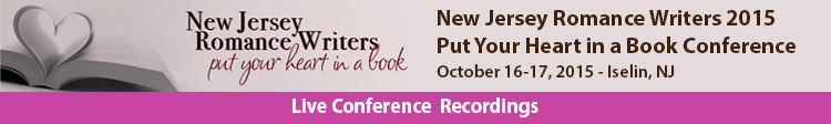 New Jersey Romance Writers - Conference October 2015