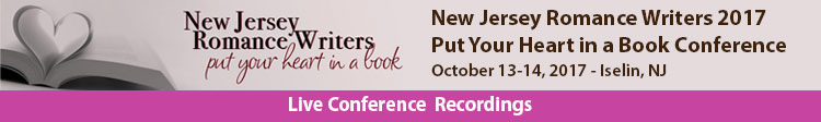 New Jersey Romance Writers - Conference October 2017