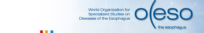 OESO - World Organization for Specialized Studies on Diseases of the Esophagus