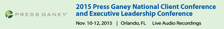 2015 National Client Conference & Executive Leadership Conference