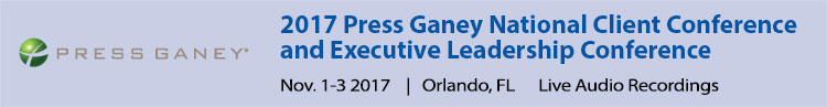 2017 National Client Conference & Executive Leadership Conference