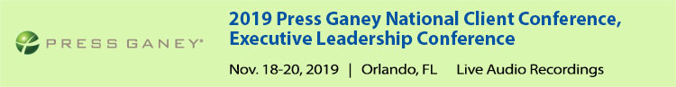 2019 National Client Conference & Executive Leadership Conference