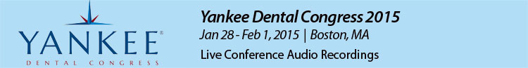 Yankee Dental Congress 2015
